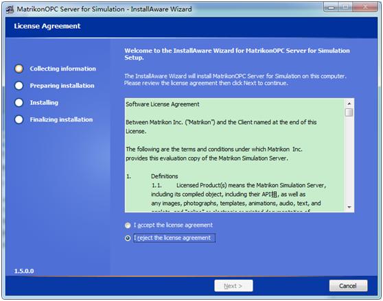 OPC-(一)-安装Matrikon OPC Simulation Server - Freud's Blog